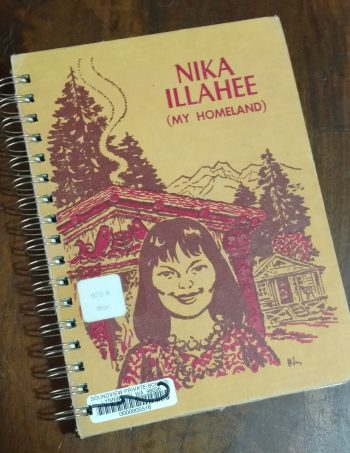 Nika Illahee Recycled Book Journal