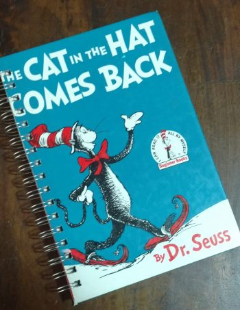 The Cat in the Hat Comes Back Book Journal