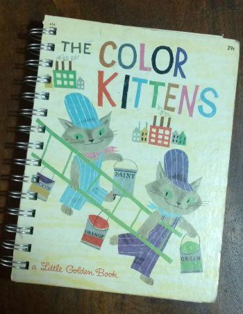 The Color Kittens Book Journal
