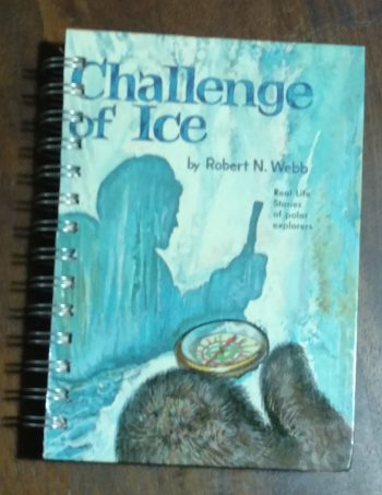 Challenge of Ice Book Journal