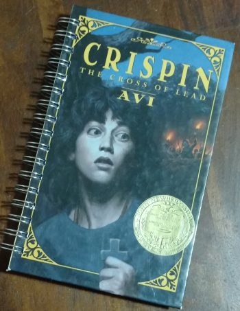 Crispen The Cross of Lead Book Journal