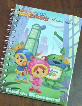 Find the Dinosaurs Book Journal