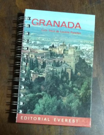 Granada Book Journal