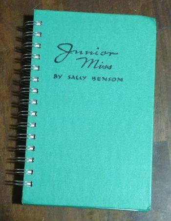 Junior Miss Book Journal
