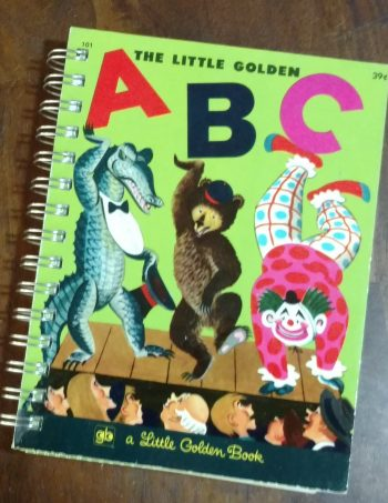 Little Golden ABC Book Journal