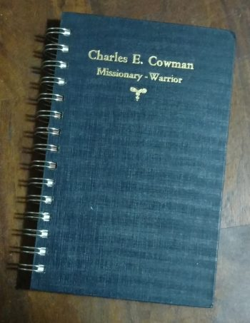 Missionary Warrior Book Journal