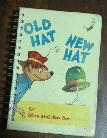 Old Hat New Hat Book Journal