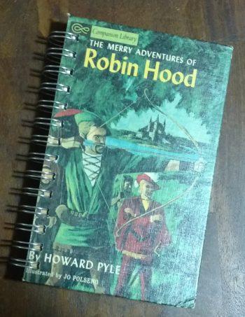Robin Hood Book Journal