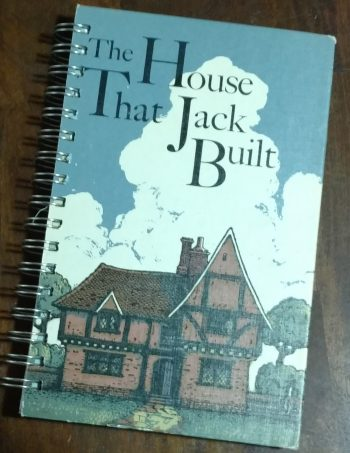 The House that Jack Built Book Journal