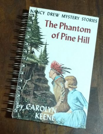 The Phantom of Pine Hill Book Journal