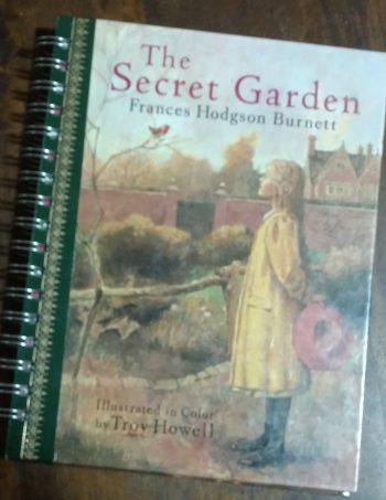 The Secret Garden Book Journal