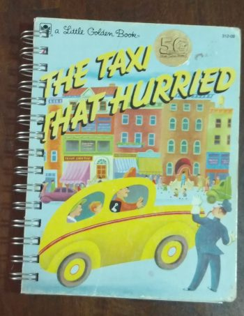 The Taxi that Hurried Book Journal