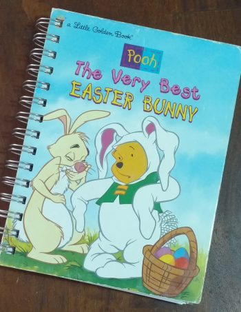 The Very Best Easter Bunny Book Journal
