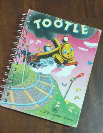 Tootle Book Journal