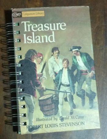 Treasure Island Book Journal