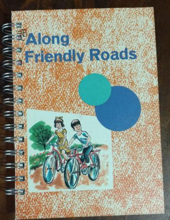 Along Friendly Roads Book Journal