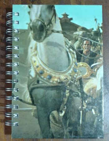 Ben Hur Book Journal