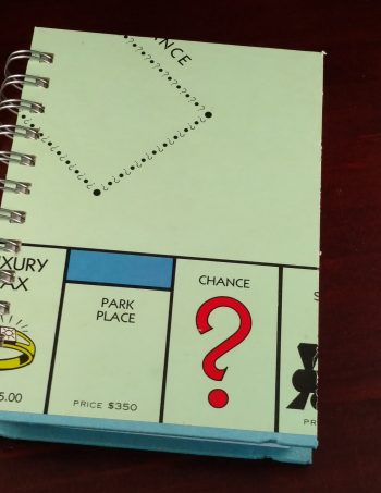 Monopoly Board Game Notebook 1196