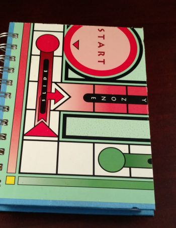 Sorry Board Game Notebook 1203