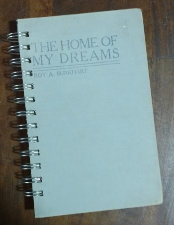 The Home of My Dreams Book Journal