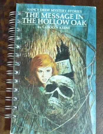 The Message in the Hollow Oak Book Journal