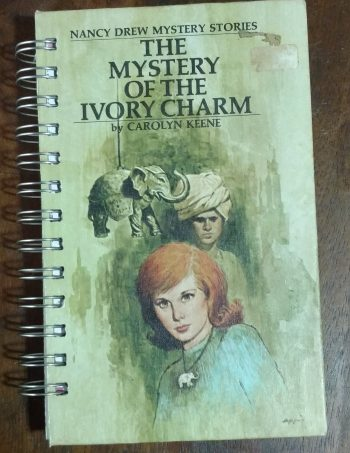 The Mystery of the Ivory Charm Book Journal