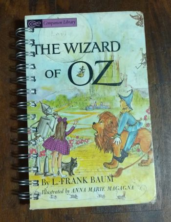 The Wizard of Oz Book Journal