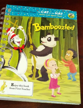 Bamboozled Recycled Book Journal