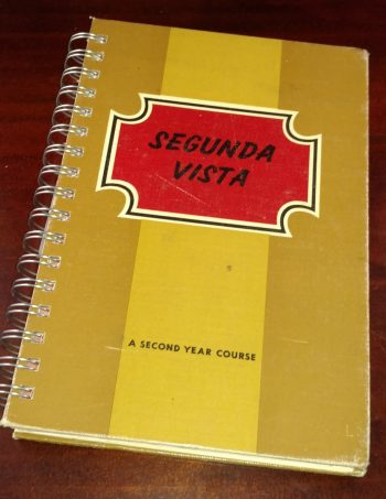 Segunda Vista Recycled Book Journal